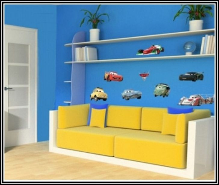 Permalink to Wandtattoos Kinderzimmer Disney Cars
