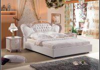 Weises Bett 180×200 Holz