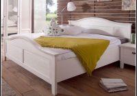 Weißes Schlafzimmer Landhausstil