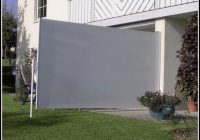 Windschutz Für Terrasse Ausziehbar