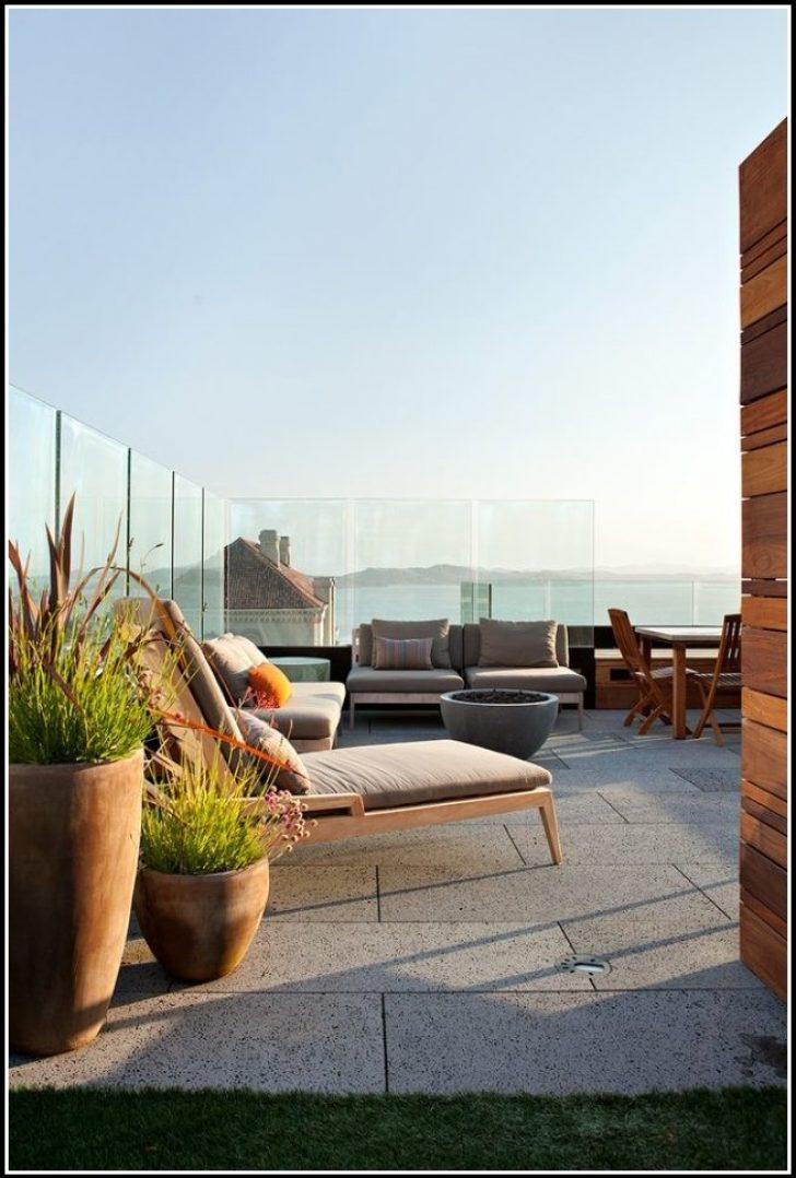 Permalink to Windschutz Terrasse Aus Glas
