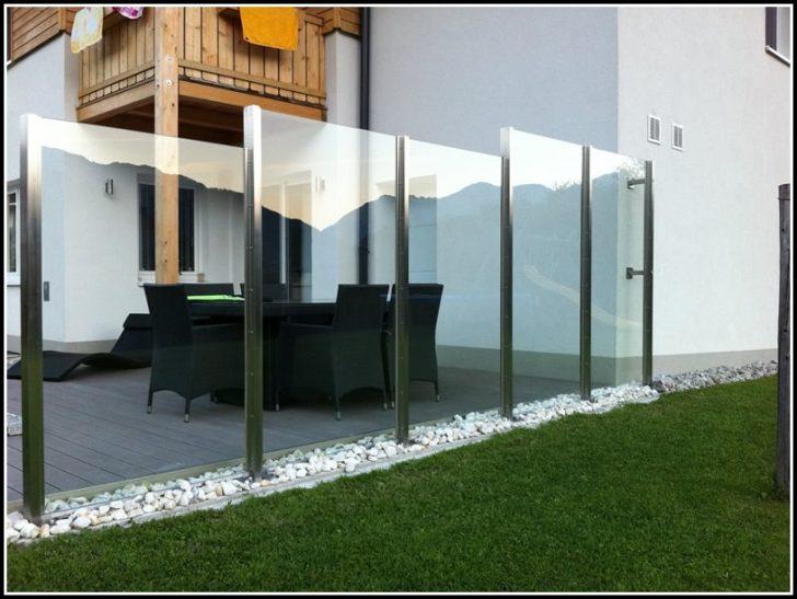 Permalink to Windschutz Terrasse Glas Beweglich