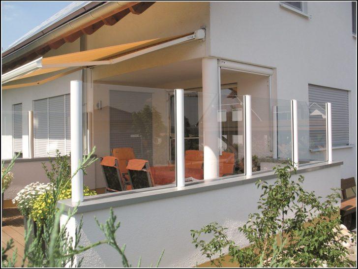 Permalink to Windschutz Terrasse Glas Metall