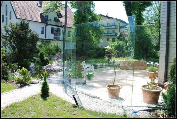 Permalink to Windschutz Terrassen Glas