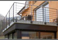 Wintergarten Mit Begehbarem Balkon