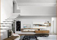 Wohnzimmer Ideen Viel Stauraum