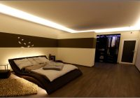 Wohnzimmer Mit Led Beleuchtung