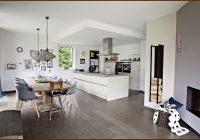 Wohnzimmer Mit Offener Küche Ideen