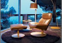 Wohnzimmer Stühle Leder
