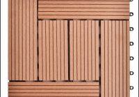 Wpc Terrassenfliesen 30 X 30 Cm